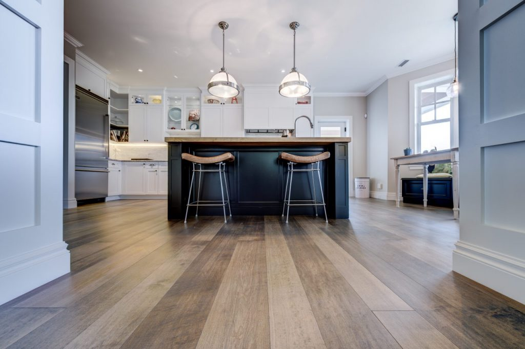 Renovation luxe